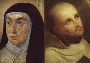Sts. Teresa and John