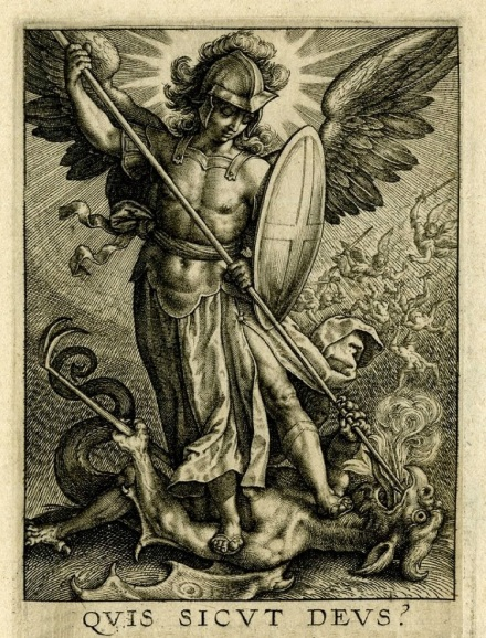 St. Michael the Archangel edited