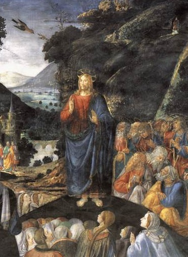 cosimorosselli_sermononthemount - cropped