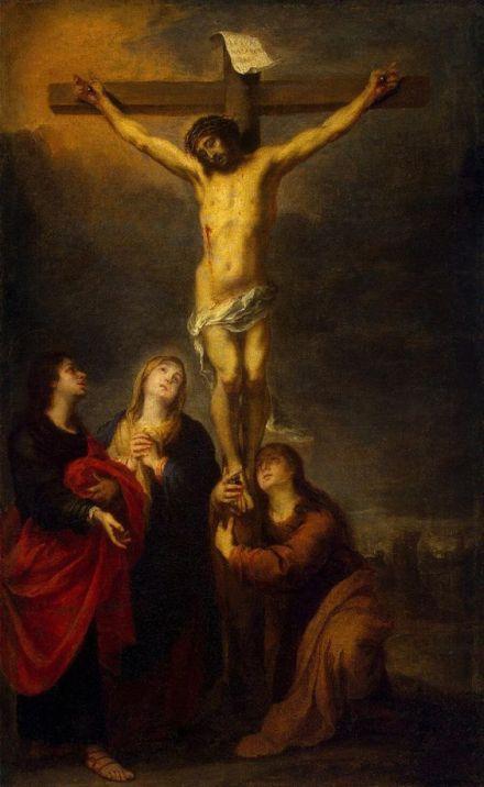 Crucifixion Murillo