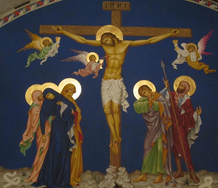 Crucifixion Norcia