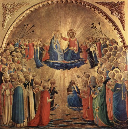 Regina Caeli -Fra Angelico