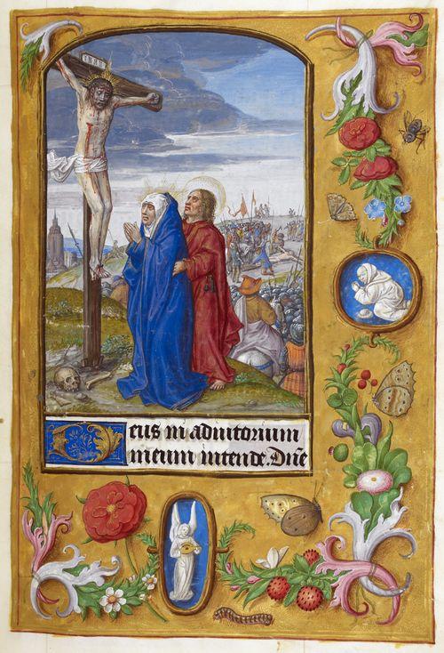 Crucifixion Mary John