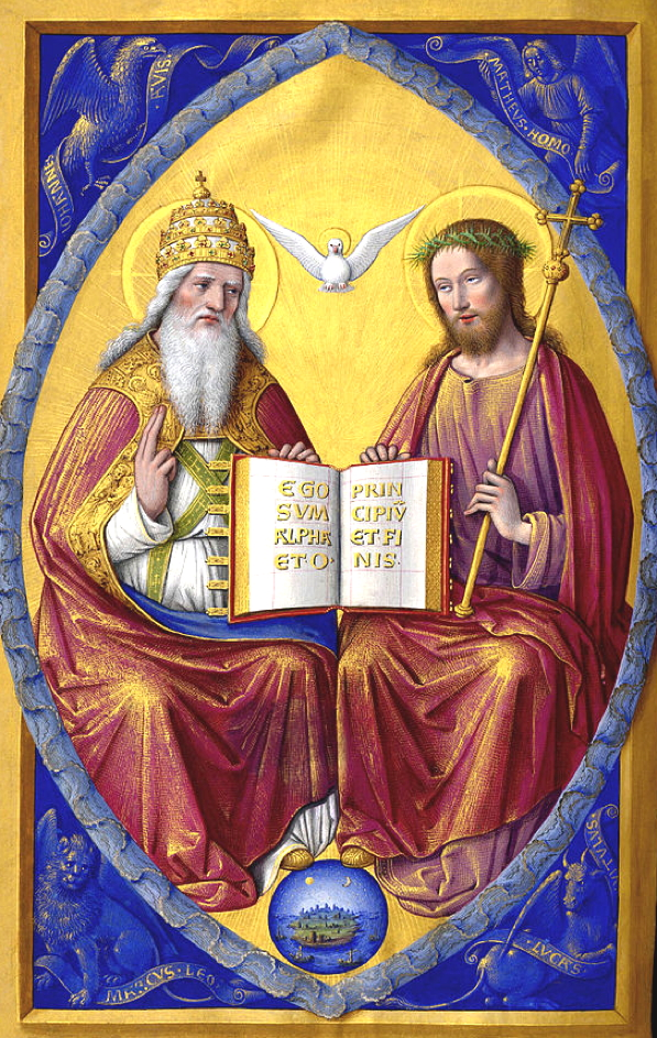 The Most Holy Trinity [C]-HOMILY – Reflections on the Sacred