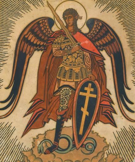archangel-michael-ivan-bilibin