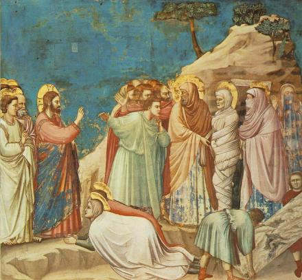 Giotto_-_Scrovegni_-_-25-_-_Raising_of_Lazarus