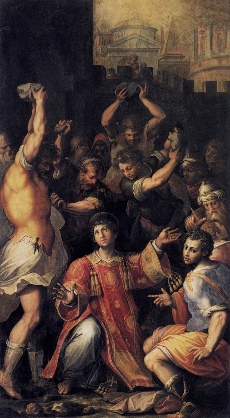 Stephen Martyrdom 2