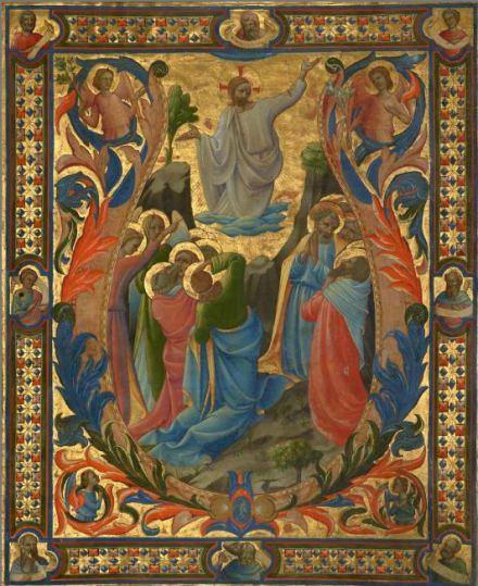 Easter 7 A Ascension