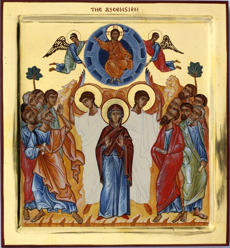 Easter 7-6 Ascension