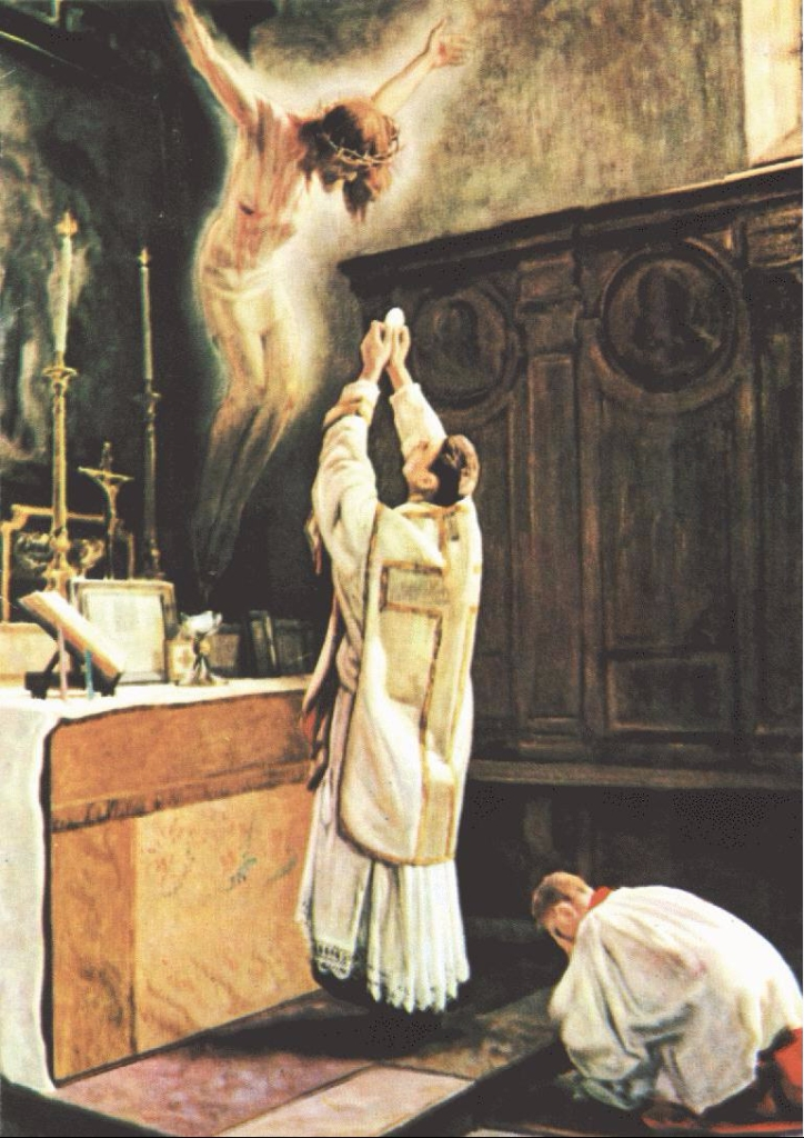 Holy Mass offering
