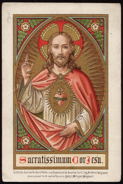 Most Sacred Heart of Jesus - Bruges