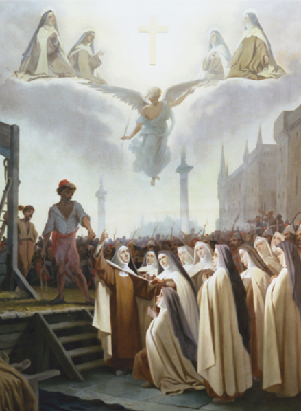 Martyrs of Compiegne