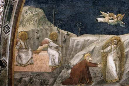 Noli Me Tangere Giotto