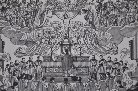 Holy Mass - Communion of Saints