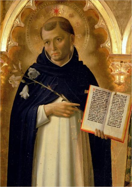 St. Dominic - The_Perugia_Altarpiece