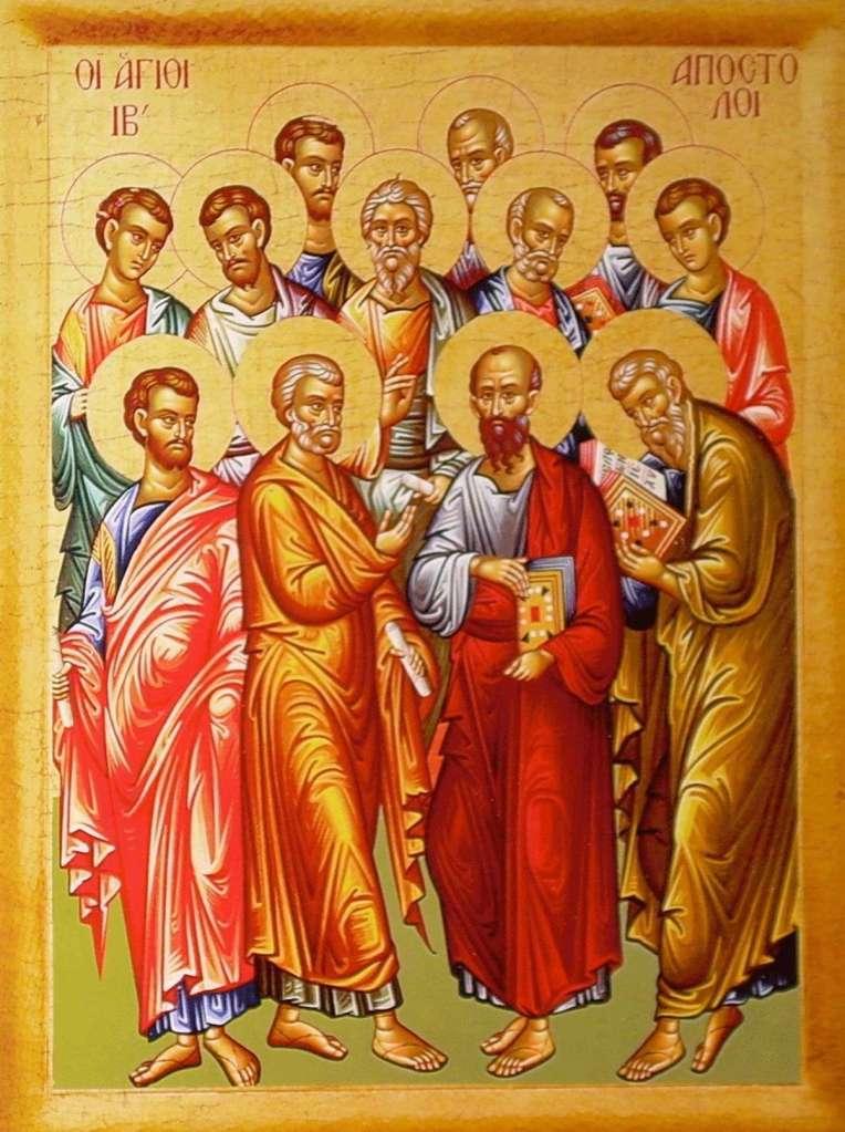 Apostles icon