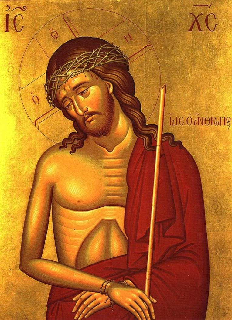 IMAGE Jesus scourged