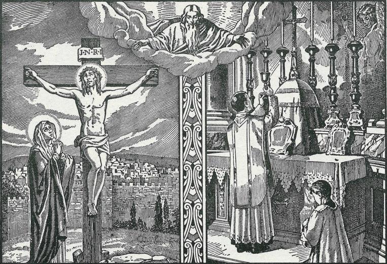 Sacrifice of the Mass 2