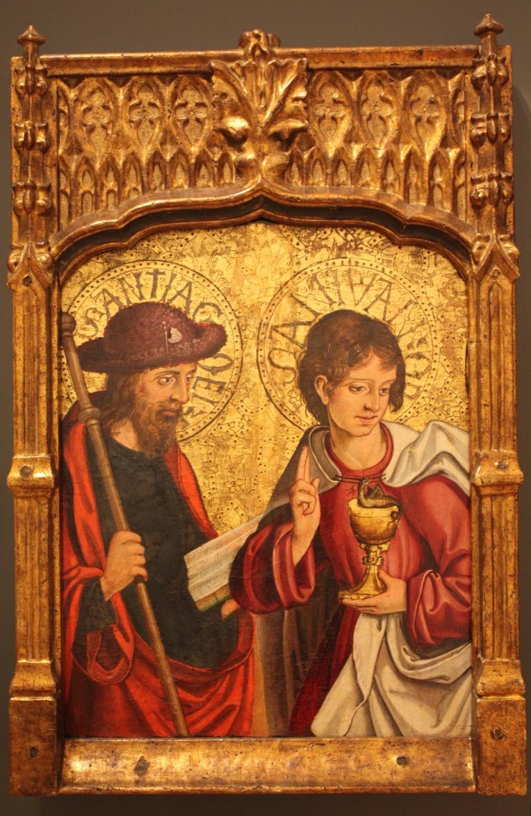 St. James and St. John - Museo das Peregrinacións
