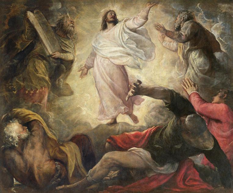 Transfiguration - Titian