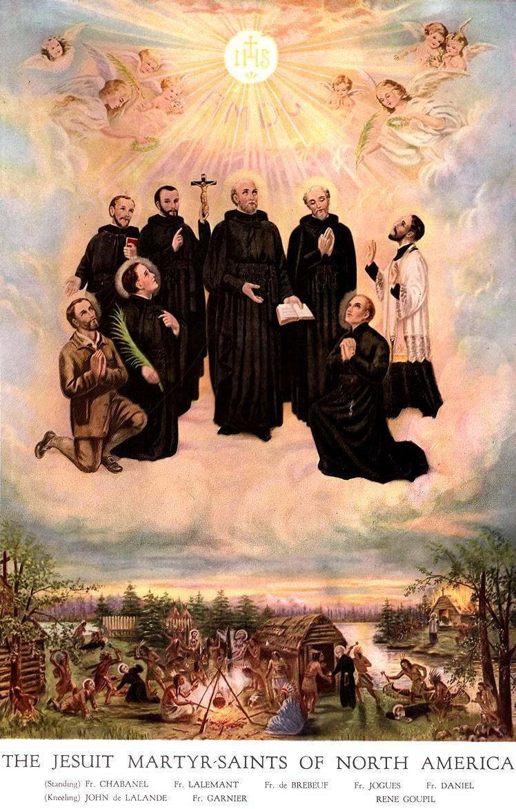 Sts. Isaac Jogues et Soc.
