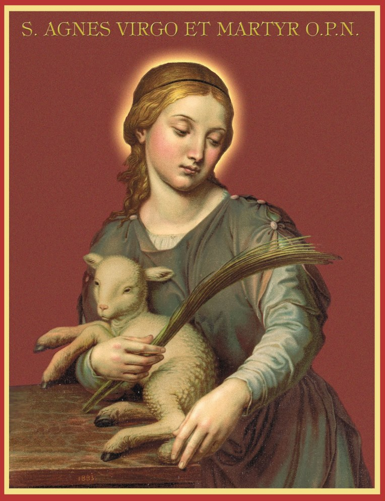 St. Agnes Virgin Martyr