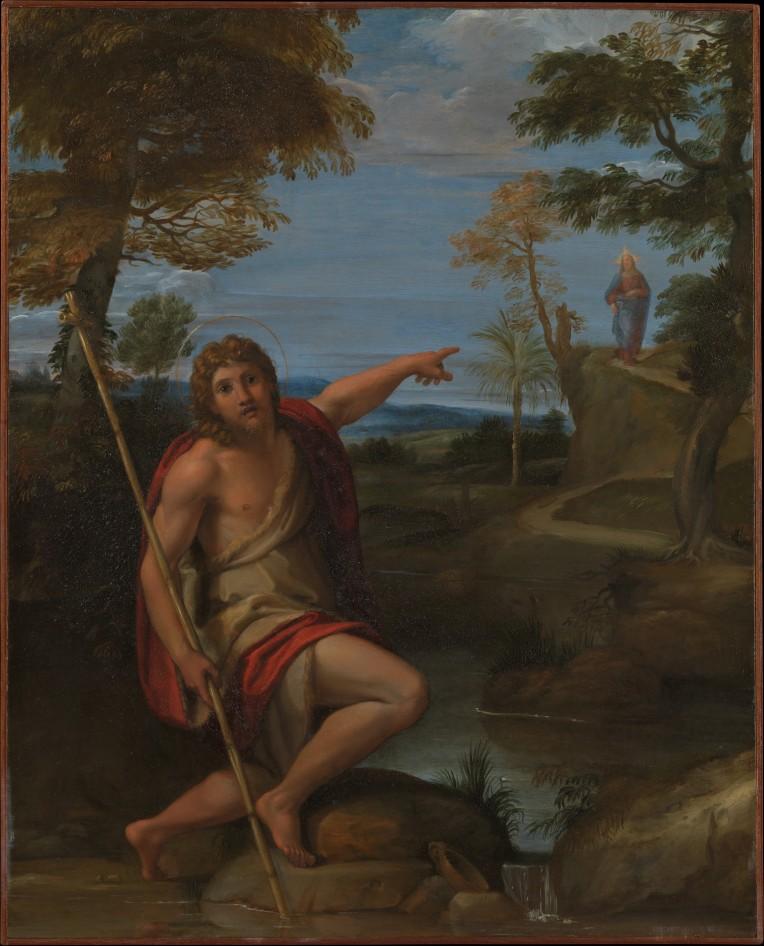 St. John the Baptist - Behold 04