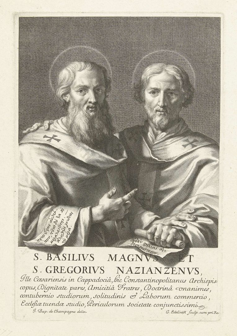 Sts. Basil and Gregory