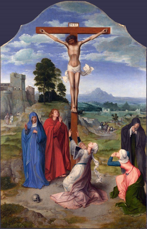 Crucifixion - Massys
