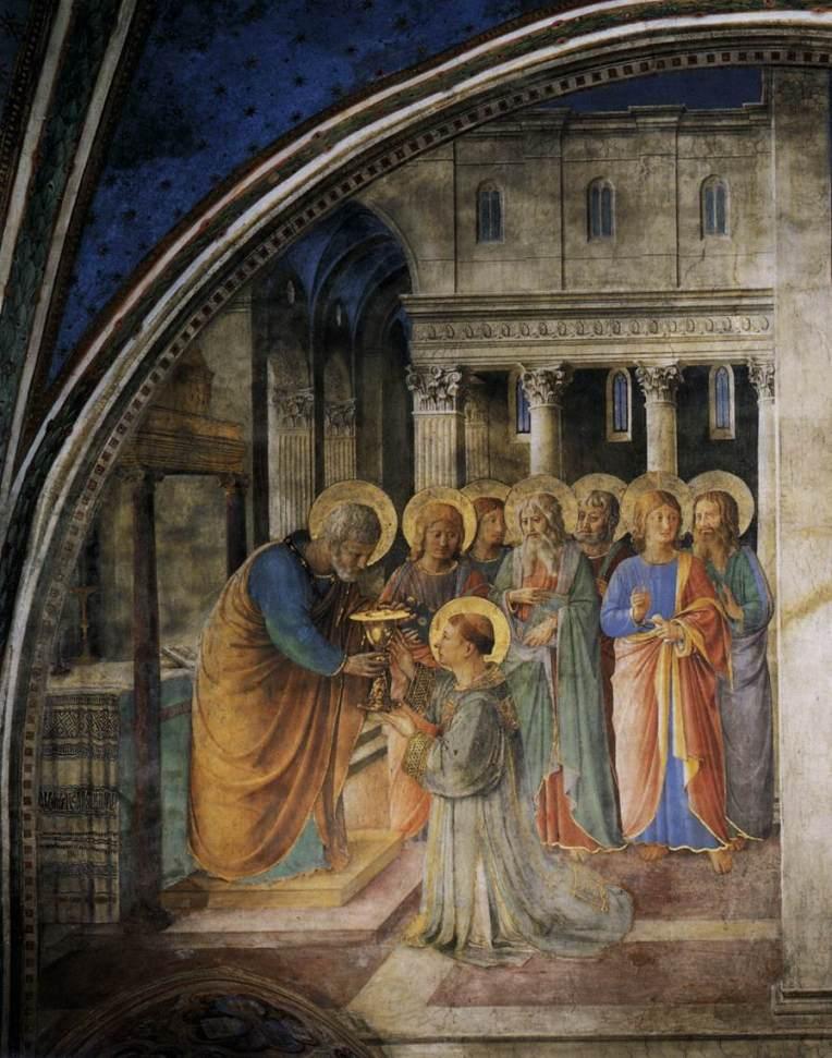 Easter 5-0A seven deacons