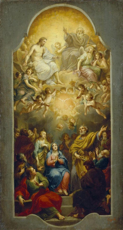 Easter 5-1 Holy Spirit