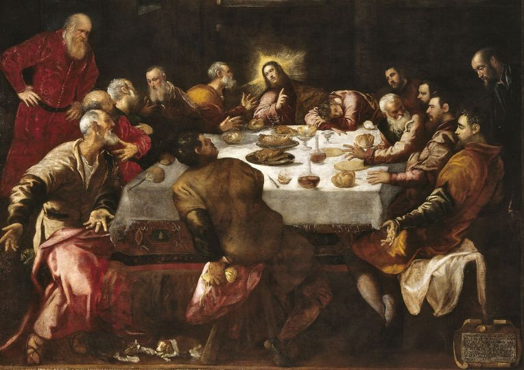 Easter 5-2 Last Supper