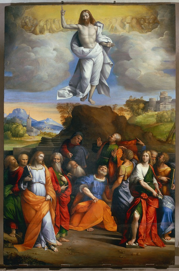 Easter 7-3 Ascension