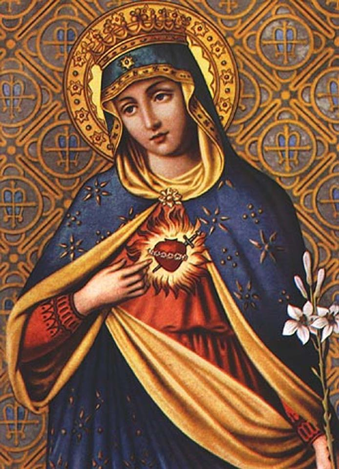 IHM Immaculate Heart of Mary
