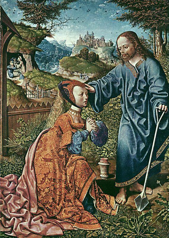 St. Mary Magdalen jacob-van-oostsanen