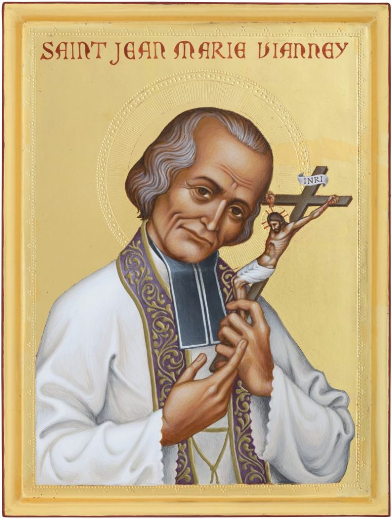 St. John Marie Vianney LARGE
