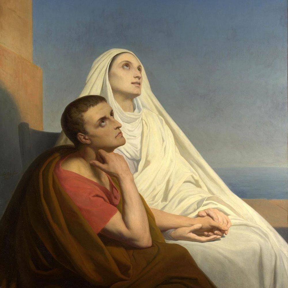 St. Monica & St. Augustine